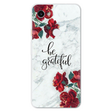 Marble Flower Phone Case For Google Pixel