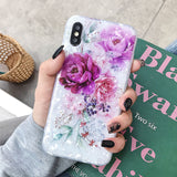Bling Dream Shell Silicone Phone Case