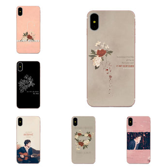Pro Luxury High-End Phone Case Shawn Mendes Pink Art