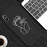 Abstract Art Lover Phone Cases For iPhones