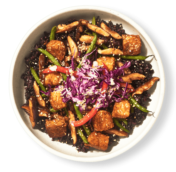 Tempeh Buddha Bowl | Coco Food Co.
