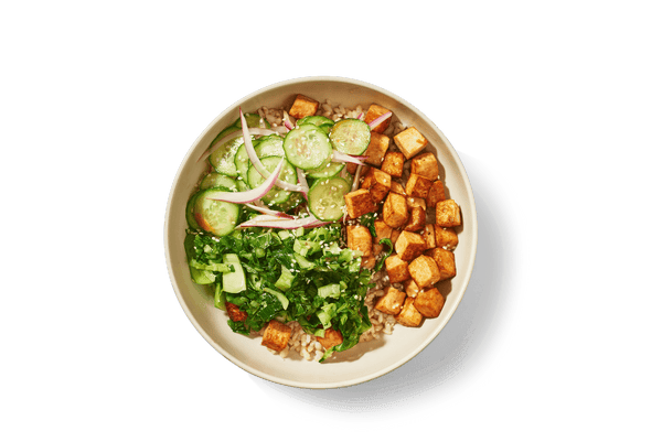 Tofu Teriyaki Bowl