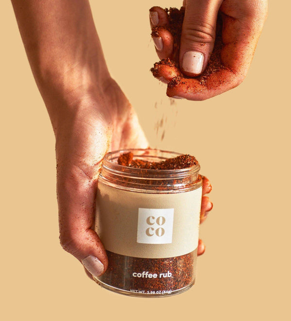 Coffee Rub - Coco Food Company