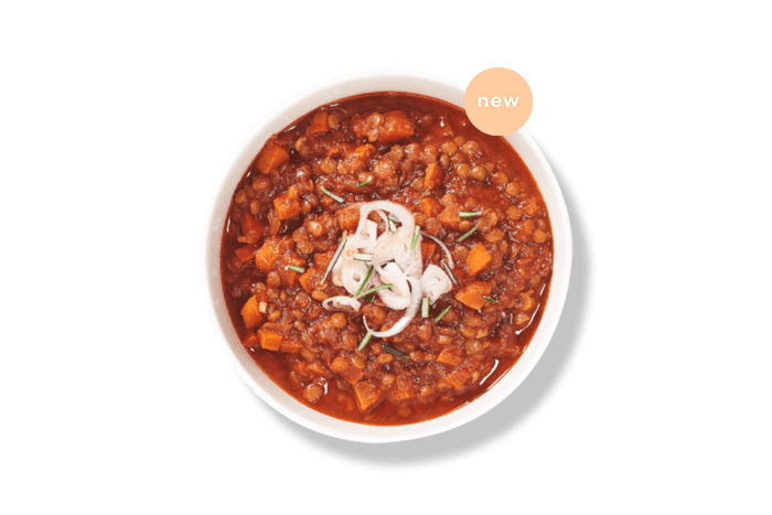 Hearty Lentil Chili