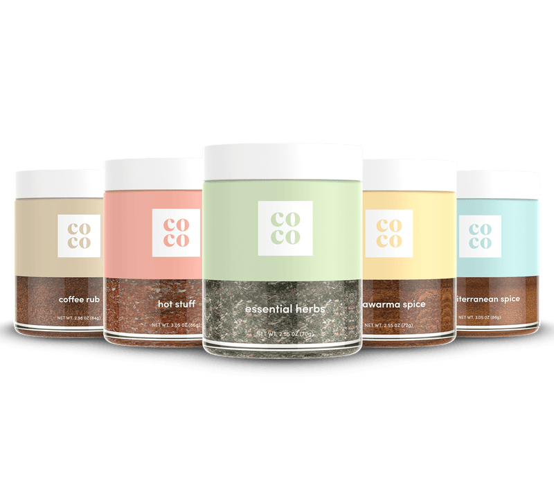 Pantry Pack - Coco Food Company
