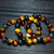Rog Natural Tiger Eye Stone 14mm Beads Bracelet