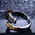 Japanese Samurai Sword Warrior Ring