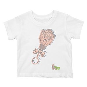 Worm Wear Tri-Cone Bit Toddler Tee