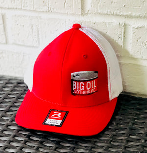 Big Oil Barrel Hat