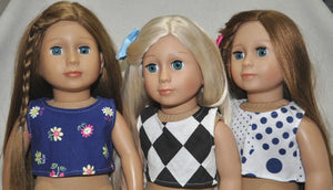 Want to have more choices in your dolls wardrobe?
