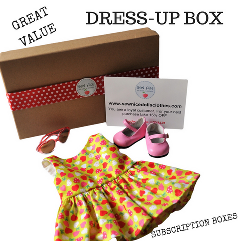 Dress Up Subscription Boxes