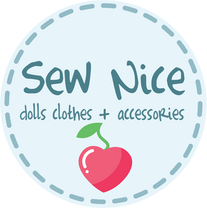 Sew Nice Dolls Clothes and Accessories