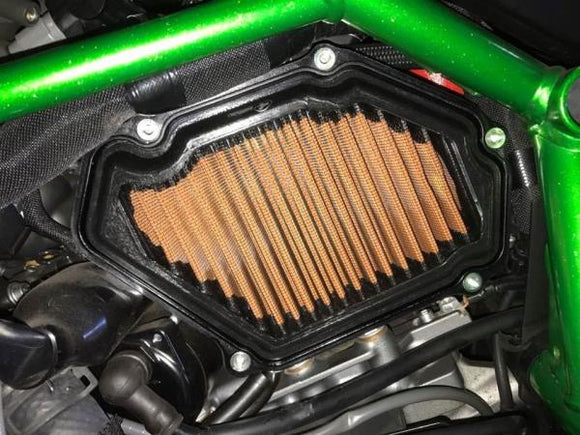 Sprint Filter P08 Polyester Air Filter for Kawasaki Ninja H2 & SE/SX 2015-19 PM153S