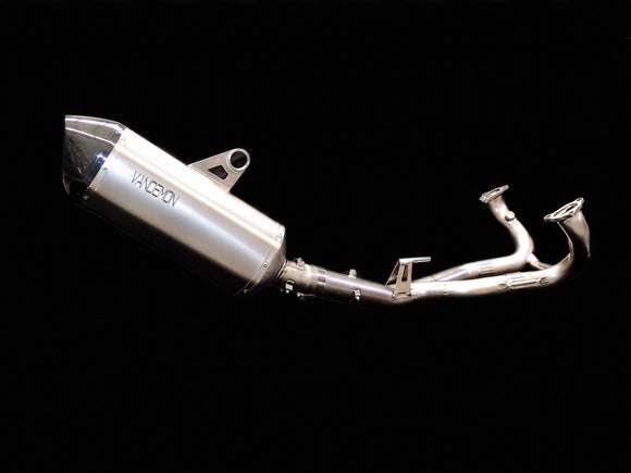 BMW R1250GS Adventure Vandemon Titanium Exhaust System 2019-21