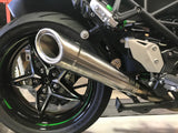 Kawasaki H2 SE/SX Vandemon All Titanium H2R Slip-On 2018-20