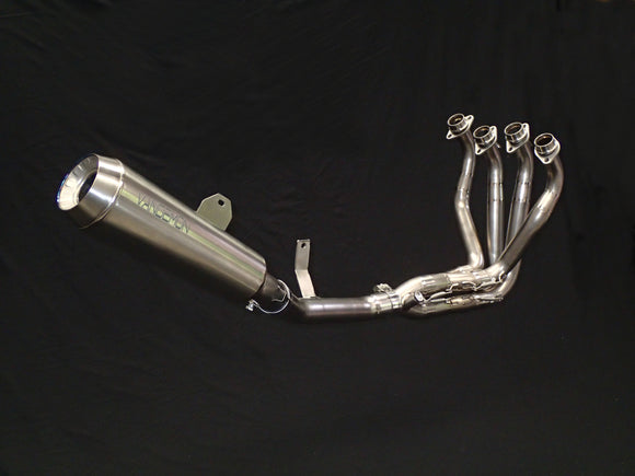 Kawasaki Z900RS Cafe Vandemon Full Titanium Exhaust System 2018-20