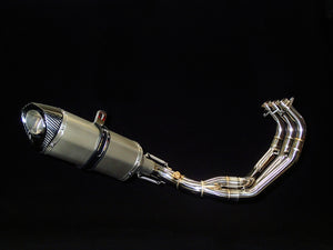 Yamaha MT09 FZ09 Vandemon Stainless Steel Exhaust System 2013-20