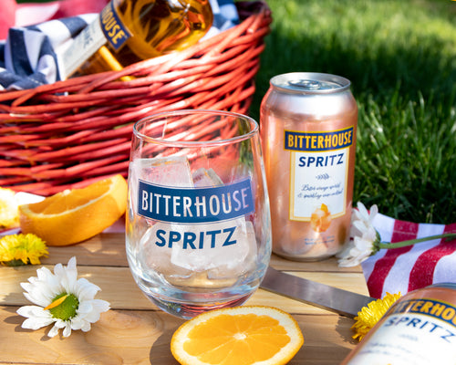 Bitterhouse Spritz Glasses