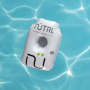 Nütrl Vodka Soda Inflatable Drink Cozy