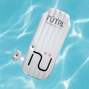 Nütrl Vodka Soda Floatie + Inflatable Drink Cozy