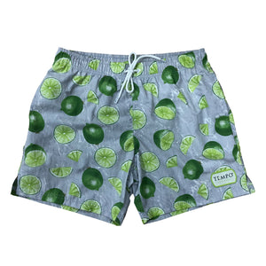 Tempo Gin Soda Lime Swim Shorts