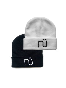NÜ Toque x 2 (1 Black & 1 White)