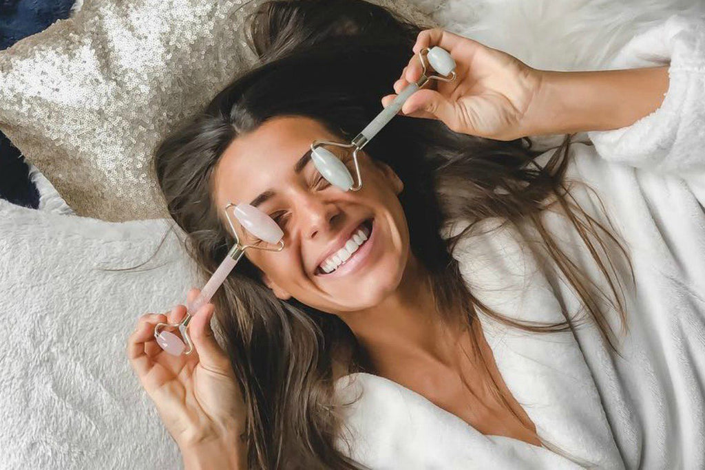 So You Got A Facial Roller… Now What?