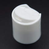 Dispenser Disc Cap | White Color | Neck Size 24/410 (3500 PCS per Case) | SSW | SHSalons.com