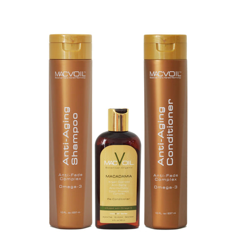 Macvoil Gift Set with Macadamia Oil | MACVOIL | SHSalons.com