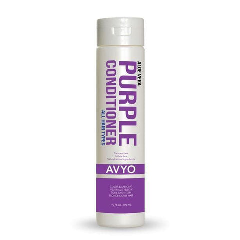 Aloe Vera Purple Conditioner | AVYO | AVYO | SHSalons.com