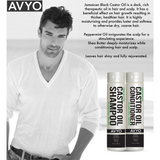 Castor Oil Shampoo and Conditioner Set | AVYO | AVYO | SHSalons.com