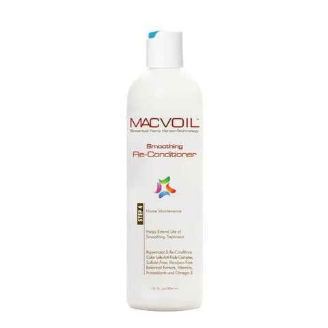 Smoothing Re-Conditioner | MACVOIL | SHSalons.com