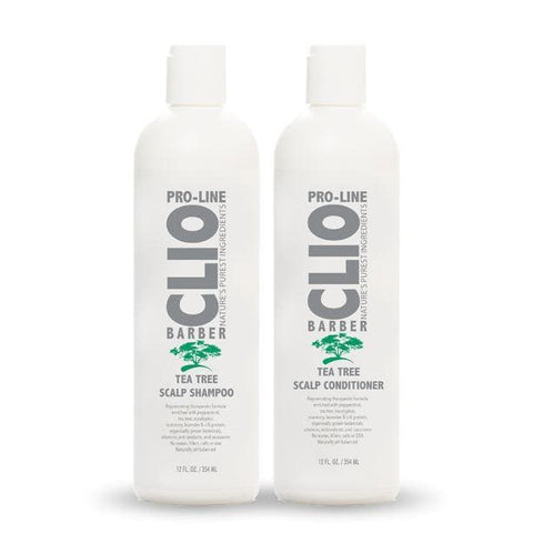 Tea Tree Scalp Duo (Discontinued) | CLIO | SHSalons.com