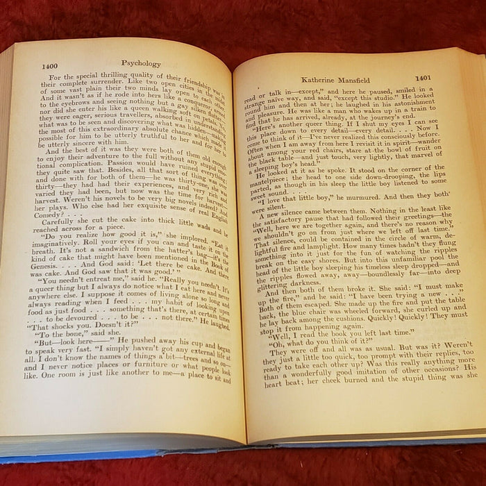 Traveller's Library by W. Somerset Maugham 1933  RARE 1st edition