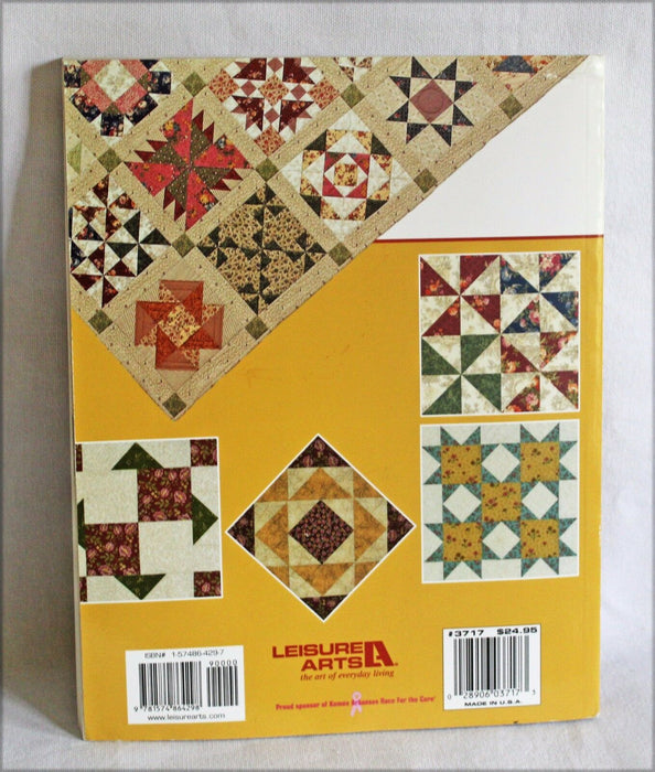 Quilters,Mix and Match Blocks- Over 200 Project Ideas-Choose from 50 blocks