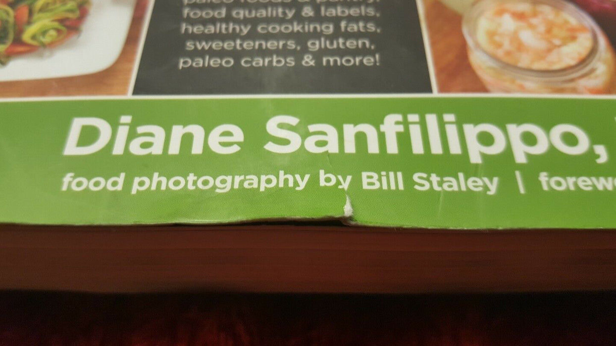 Pratical Paleo Softcover Book by Diane Sanfilippo, New York Times Bestseller