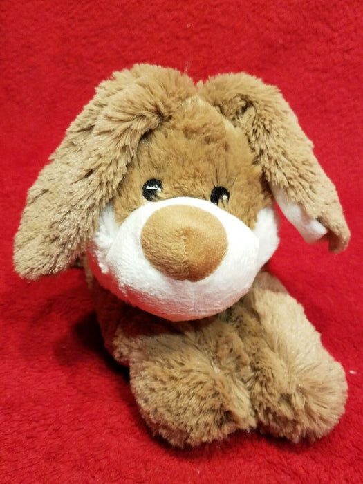 Intelex Warmies Microwavable Heated French Lavender Scented Plush Brown Bunny