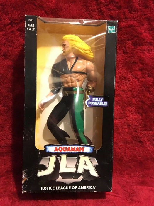 Justice League of America Aquaman Poseable Figurine 12""