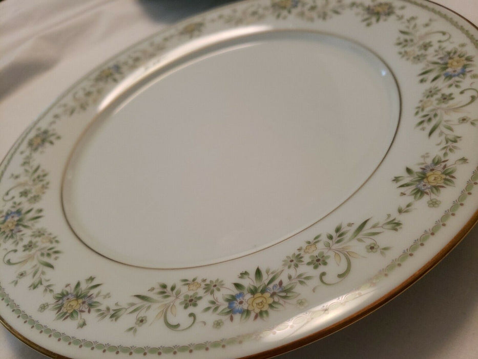 Lot 8: NORITAKE - GREEN HILL - DINNER PLATES, 10.5""