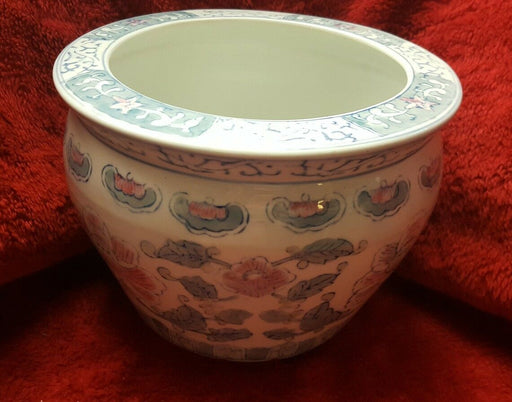 Chinese Asian Garden Planter Medium, Made in China, 9.5""