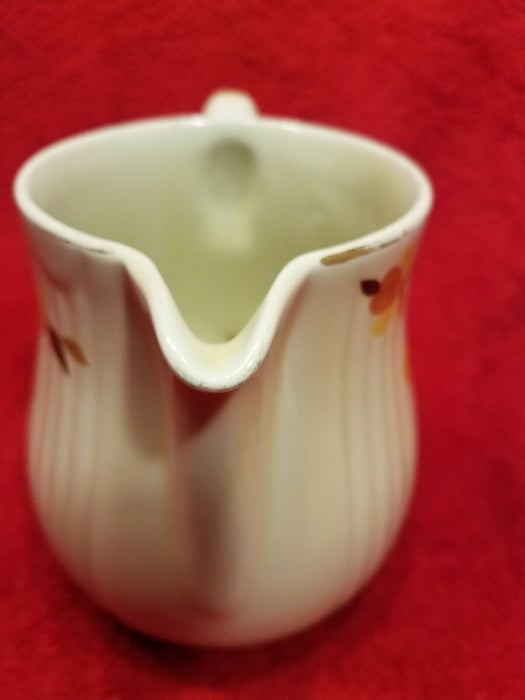 Hall's Superior Quality Kitchenware Autumn Leaf Pitcher