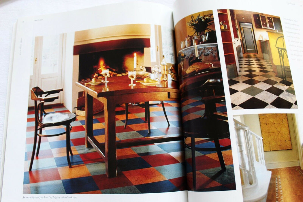 2 Sunset Paper back books to get Ideas from Fireplaces and Floors