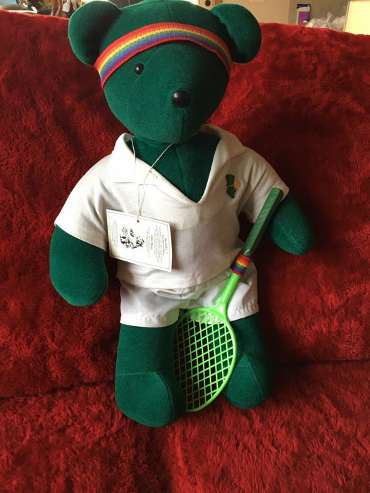 "21"" inch 1989 North American Tennis Bear"