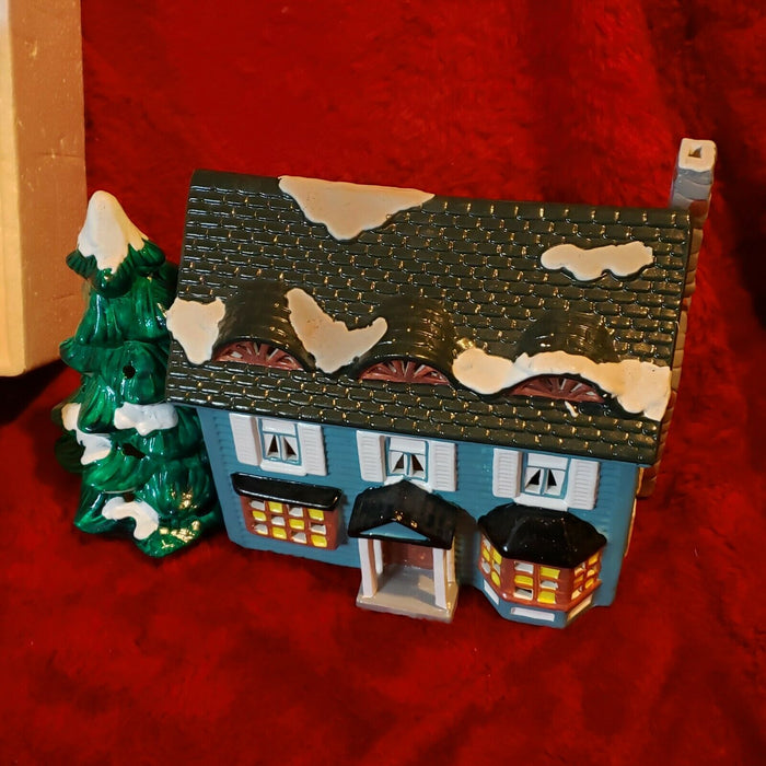 Dept 56 - Springfield House - Original Snow Village Series - 50270