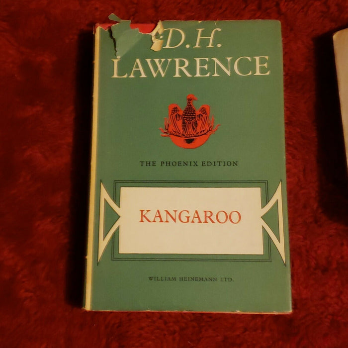 Lot 7: D. H. Lawrence books, The Complete Short Stories Series, The Short Novels