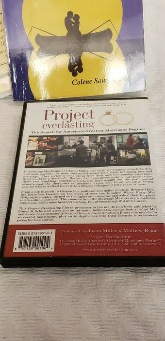 Lot 3: Must Have's for Valentine's Day & Love Beyond, Project Everlasting dvd...
