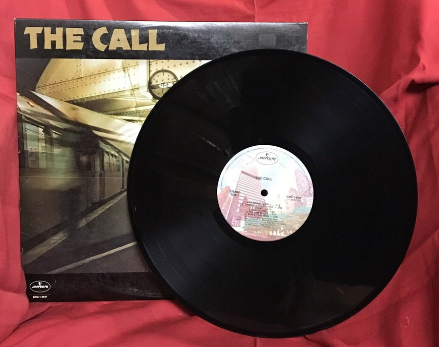 THE CALL,-- SELF TITLED, Mercury Records, 6337-217, 1982