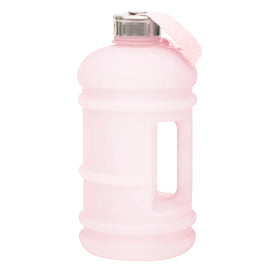 2 litre water bottle pink