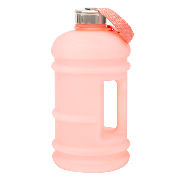 Reusable Big Water Bottle Peach