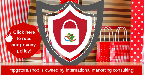 GDPR privacy policy for mpgstore.shop